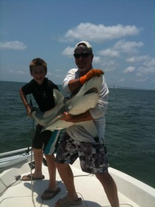 Tampa shark fishing