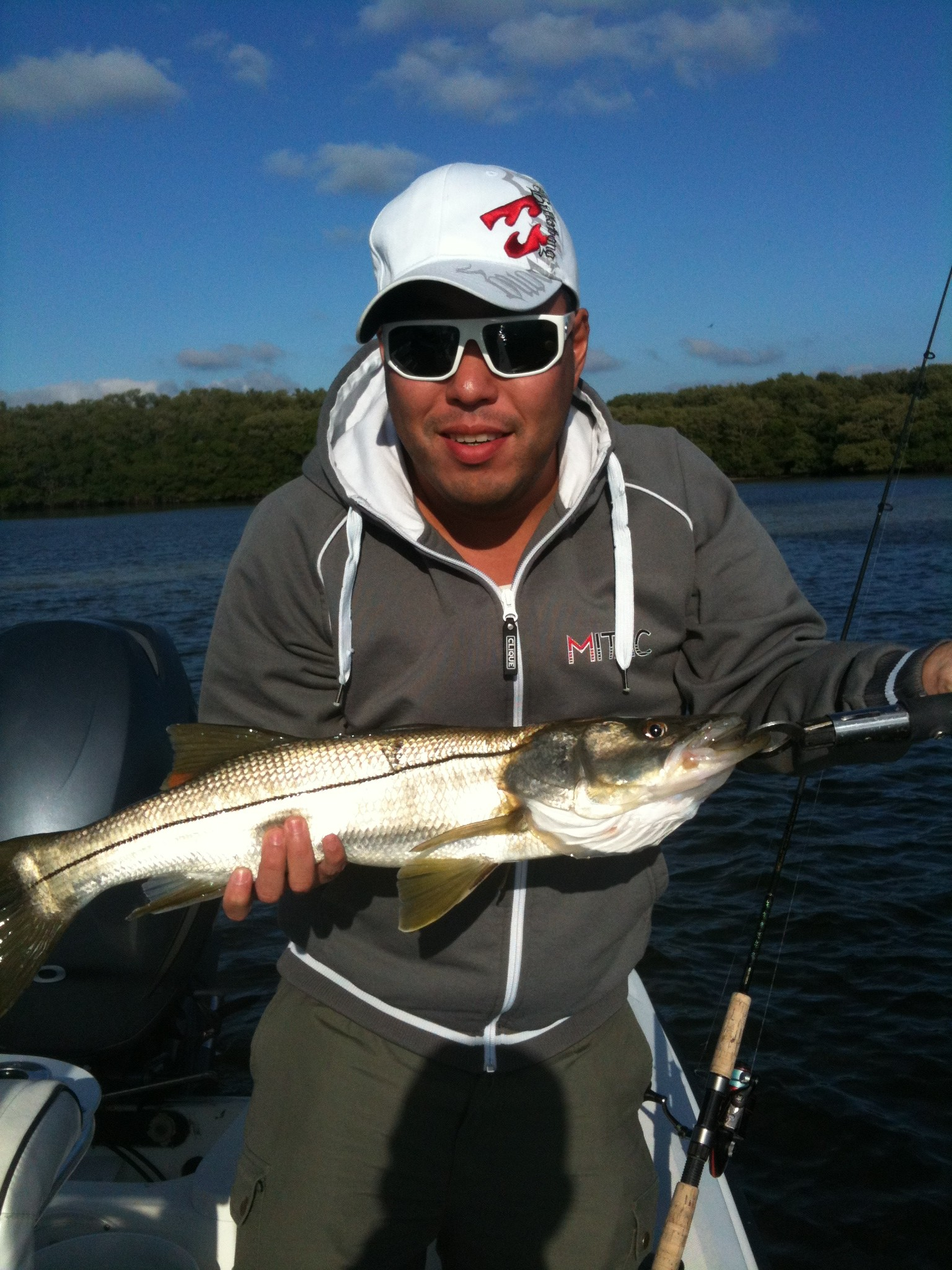 Fishing charters tampa florida for Fishing charters tampa