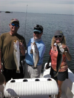 Charter fishing st petersburg area for St petersburg fishing charters